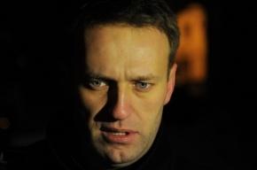 Навального оштрафовали за фразу про «жуликов и воров»