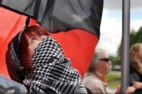 Участники митинга решили отправить Милонова в монастырь