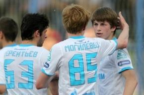 Футболистов национальных сборных в «Зените» заменят дублеры