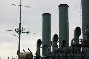 Крейсеру «Аврора» снова угрожали пираты