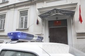 В Петербурге в отделе полиции скончался задержанный мужчина