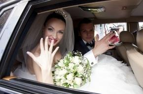 Свадьба Жени Феофилактовой и Антона Гусева: видео