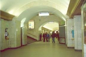 На станции «Сенная площадь» умер пожилой мужчина