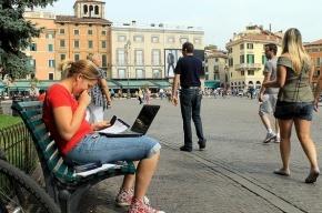 В Петербурге создадут сеть бесплатного wi-fi
