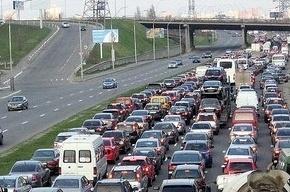 Комитет Смольного расформировали из-за пробок на Приморском шоссе