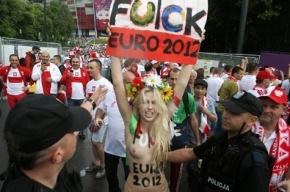 Польские проститутки и украинские феминистки поругались из-за Евро-2012