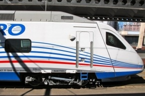 Похитители кабеля задержали поезд «Аллегро»