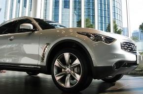 На заводе Nissan в Петербурге начали собирать Infiniti