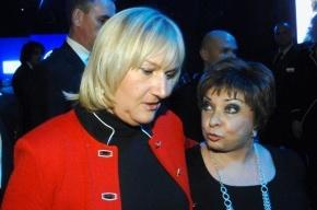 Елена Батурина прилетела в Москву и собирается к следователям