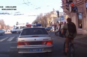 Проезд инспектора ДПС на «красный» в полиции объяснили «эффектом 30-го кадра»