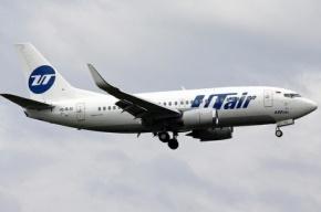 У самолета «ЮТэйр» опять проблемы: лайнер экстренно сел в Екатеринбурге