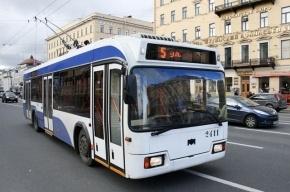Общественный транспорт на Васильевском острове пустят в обход «Ленэкспо» во время ПЭФ