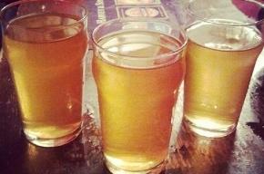 Сидр и медовуха больше не считаются алкоголем
