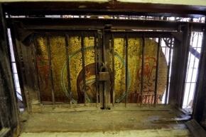 Икону, найденную на Невском, в 1917 году создал отец Михаила Зощенко
