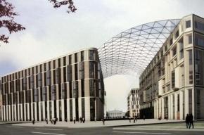 Набережную Европы начнут строить в начале 2013 года