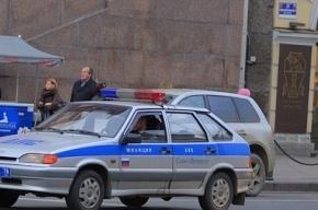 Полиция Петербурга час гонялась за экипажем ГИБДД, попавшимся на взятке