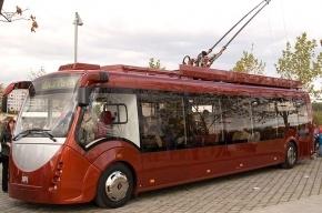 Петербургу купят 21 новый троллейбус