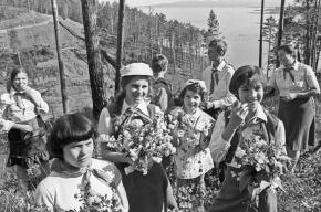 Пионерский и современный детский лагерь: найди отличия