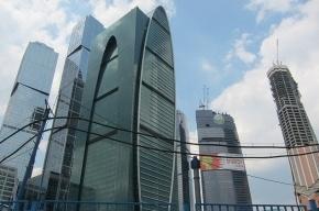 Москва – худший российский город для бизнеса, Петербург недалеко ушел