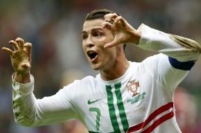 Как это было: гол Роналдо чехам (видео)