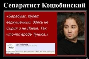 Петербургского историка Коцюбинского обвиняют в экстремизме за призыв отделить Петербург от России