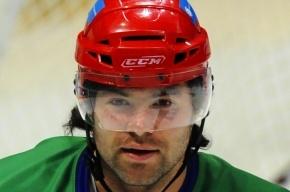 Хоккеист СКА Максим Рыбин дисквалифицирован за допинг