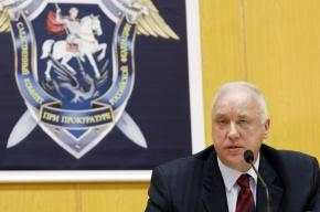 Главу Следственного комитета обвинили в угрозах журналисту