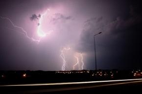 На Петербург и соседние регионы надвигается ураган