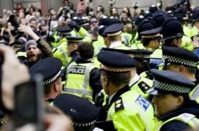 Лондонская полиция взорвала неправильно припаркованную машину