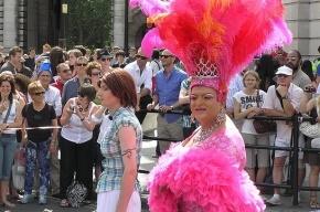 В Петербурге геи добиваются разрешения Смольного на проведение гей-парада 7 июля