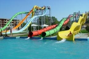 В петербургском аквапарке «Вотервиль» утонул ребенок