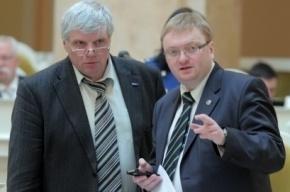 Депутатов и журналистов не пустят в ЗакС без галстука