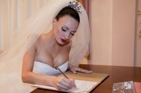 Свадьба Феофилактовой и Гусева: появилось видео в хорошем качестве