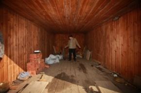 В Петербурге снесут еще 14 тысяч гаражей, но владельцам обещают заплатить