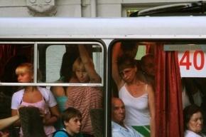 1150-летие России остановит автобусы в центре Петербурга