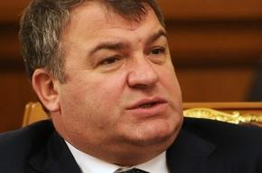 Сердюков попросил Медведева уволить его с поста министра обороны