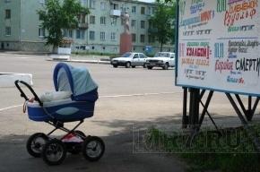 В поселке Металлострой автомобиль сбил женщину с детской коляской