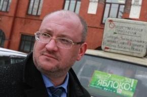 Депутат Резник просит Полтавченко спасти василеостровцев от цементного завода