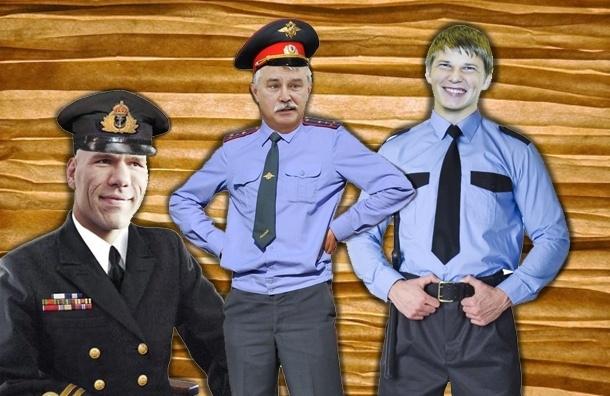 В Петербурге дети приняли Полтавченко за безработного, а потом за милиционера