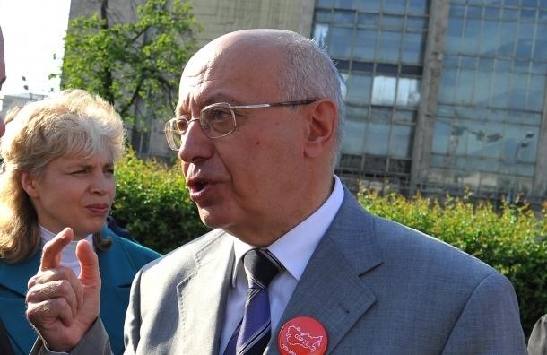 Кургинян будет митинговать в Петербурге против ВТО