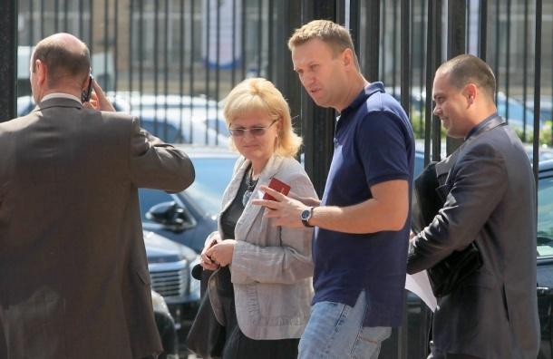 Навальному решили пока не предъявлять обвинение