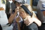 Похороны в Крымске: Фоторепортаж
