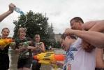 Водные битвы: Фоторепортаж