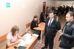 Фоторепортаж: «Алексей Пучнин, Горизбирком»