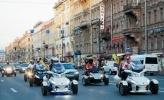 Фоторепортаж: «Голые мотоциклистки»