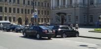 Нарушение правил парковки. ФОТО: ФАР: Фоторепортаж