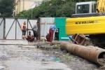 Фоторепортаж: «Строительство бизнес-центра на Пуловском шоссе»