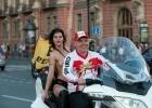 Голые мотоциклистки: Фоторепортаж