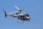 Вертолет AS-350: Фоторепортаж