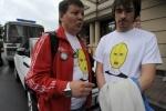 Акции сторонников и противников Pussy Riot у суда: Фоторепортаж